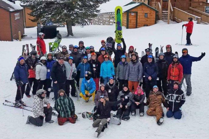 Create a ski package